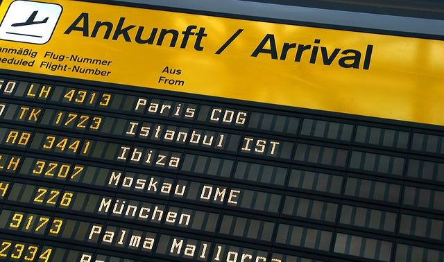 Flug-Sprachaufenthalt