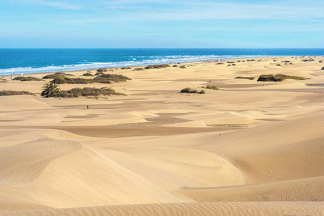Gran-Canaria-Strand