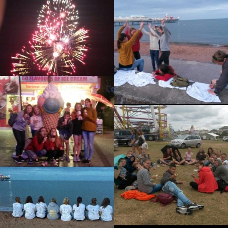Impressionen aus dem Jugendsprachkurs in Brighton