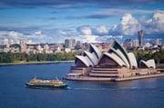 Englisch und Reisen Australien