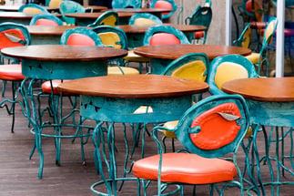 Spanien Sozialeinsatz Cafe