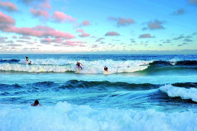 Bondi_beach_Sydney_englisch_lernen_fotolia