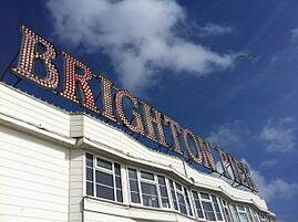 Brighton Schrift