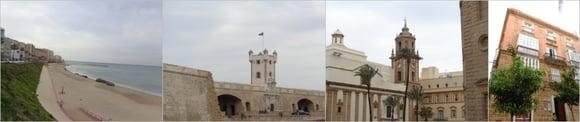 Studienreise Cadiz Spanien 2