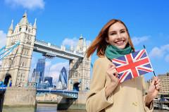 Englisch lernen London