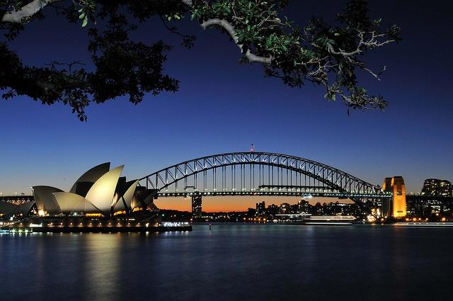 Englisch lernen Sydney