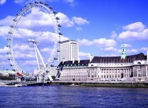 London Eye - Sprachschule England