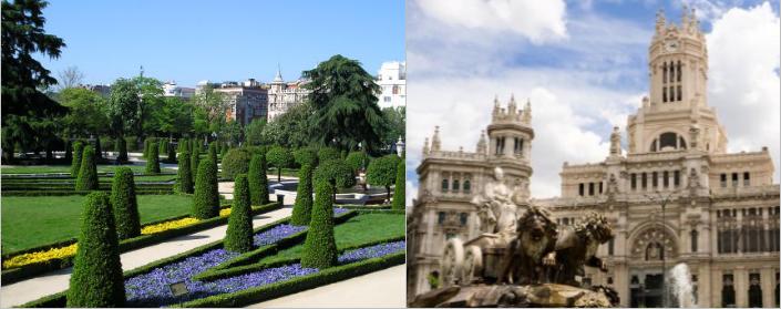 Madrid city bild2