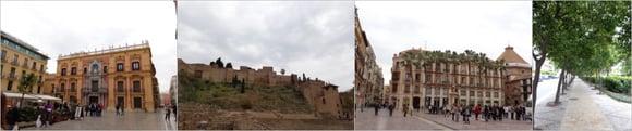 Studienreise Malaga Spanien