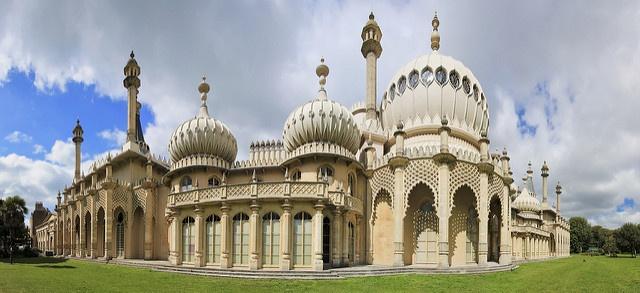 Royal Pavilion Sprachaufenthalt Brighton