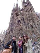 Sagrada Familia Barcelona Studienreise