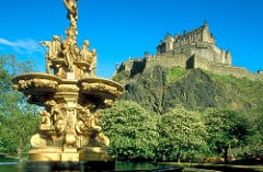 Sprachaufenthalt Edinburgh Castle