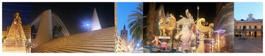 Impressionen der Stadt Valencia von der Linguista Studienreise
