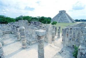 Sprachaufenthalt Mexiko Chichén Itza