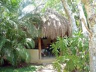 Sprachschule Spanisch lernen Playa del Carmen Strand Mexiko