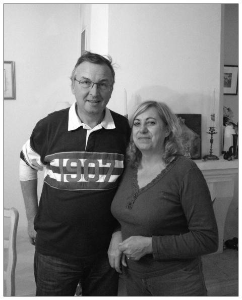 """Patriks """"neue Eltern"""" für 2 Monate: Gasteltern in Montpellier"""