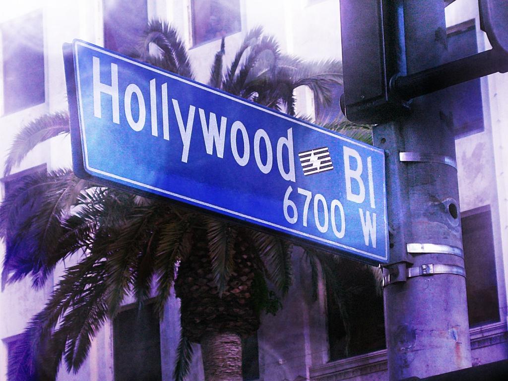"""Der legendäre Hollywood Blvd hiess zwischen 1887 und 1910 """"Prospect Avenue"""""""