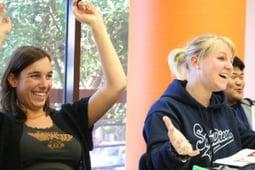 Sprachaufenthalt Sprachkurs Studenten Spass