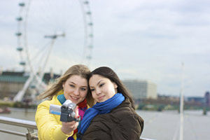 Englisch lernen in England London