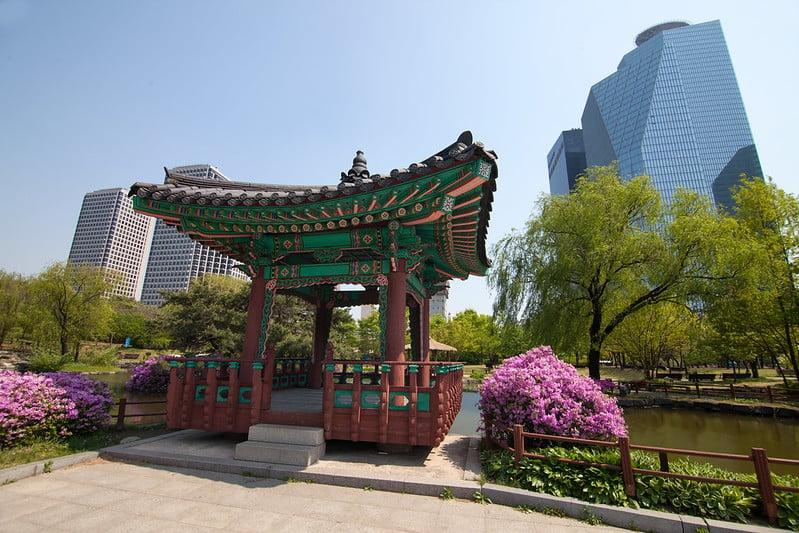 Koreanisch-Sprachaufenthalt