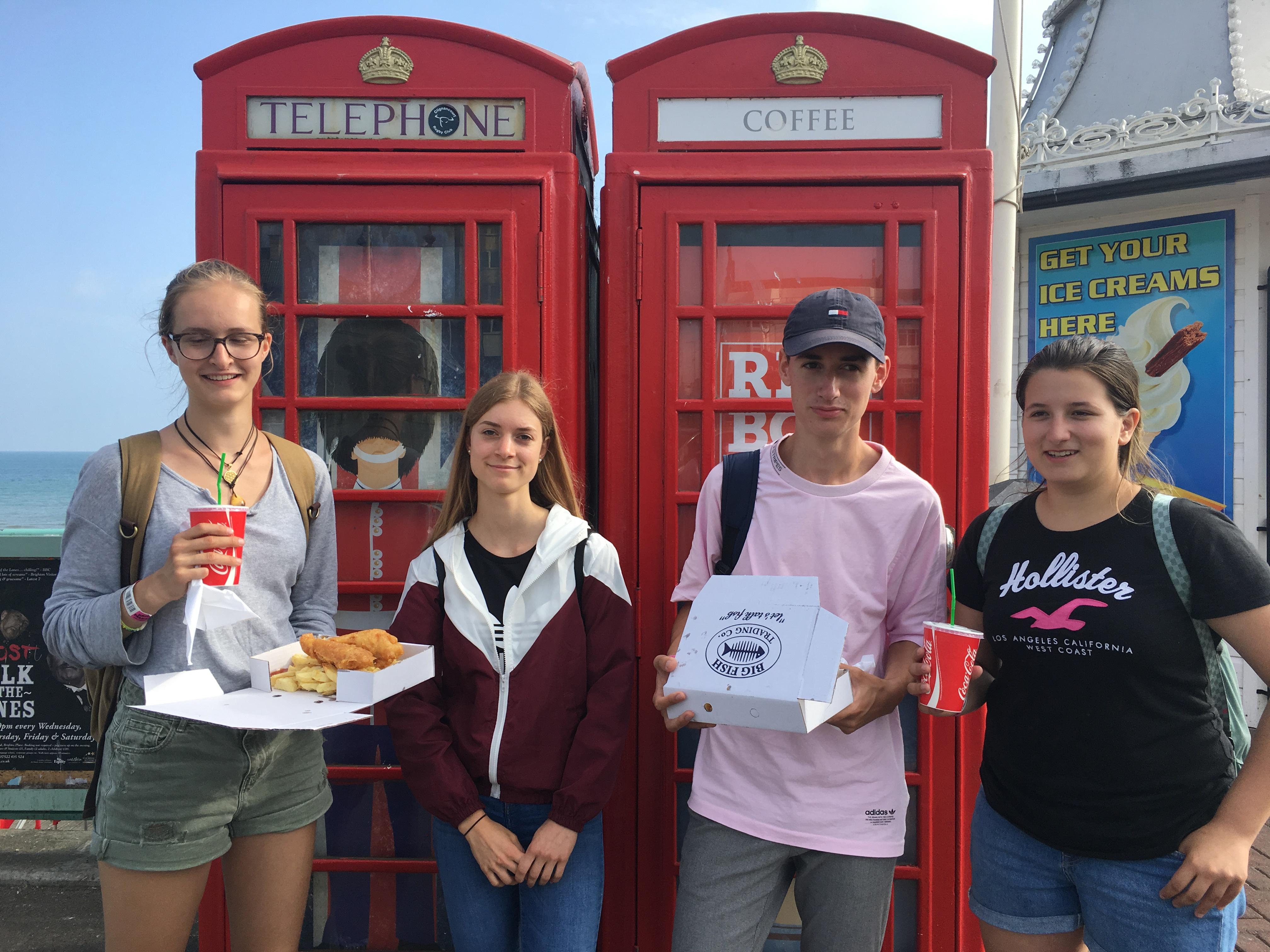 Brighton Jugendsprachkurs