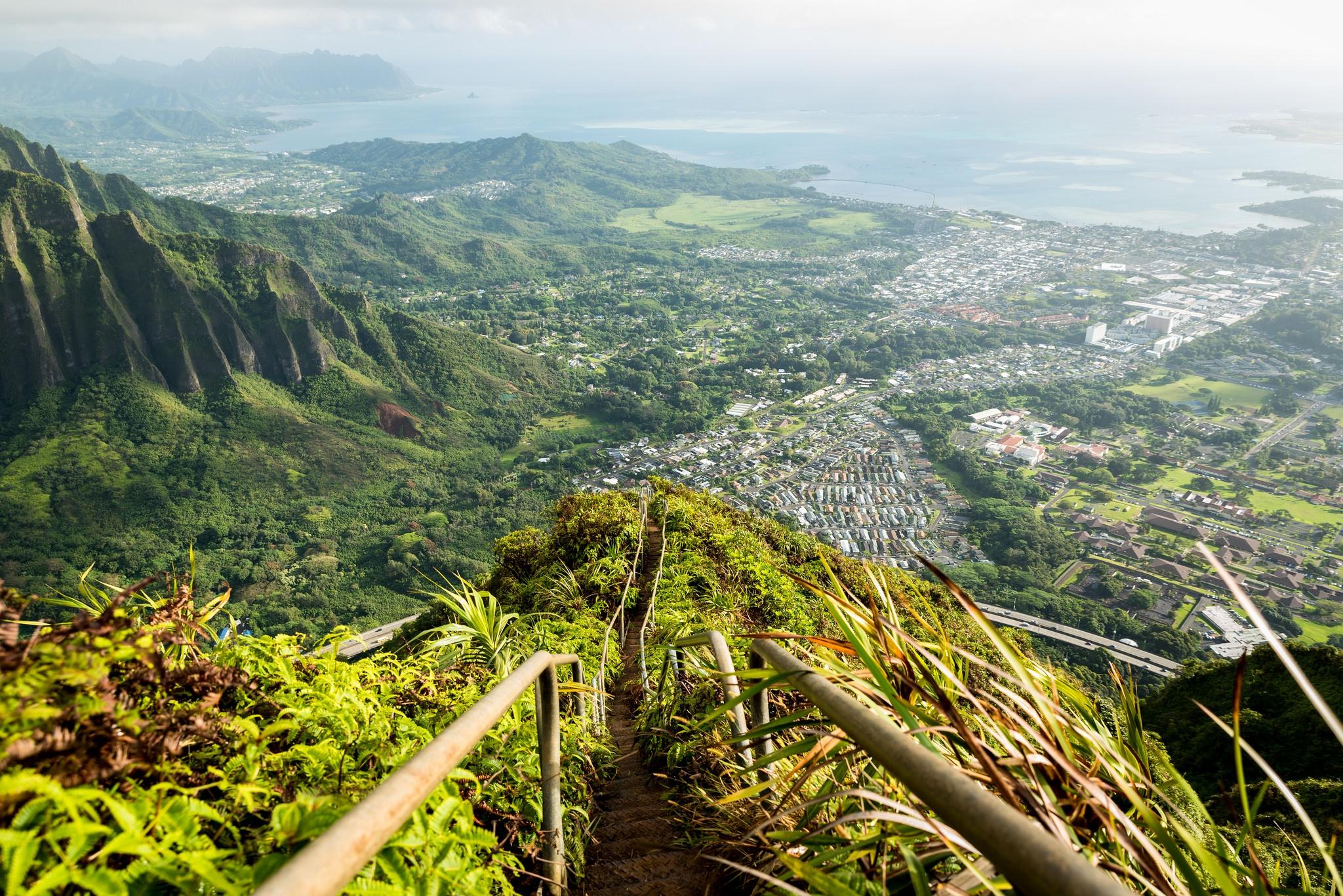 Hawaii - Stairway to Heaven