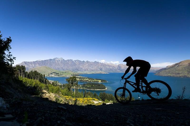 Neuseeland-Sprachaufenthalt-Lake-Wakatipu