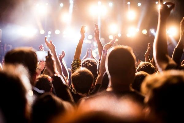 Festival Stimmungsbild