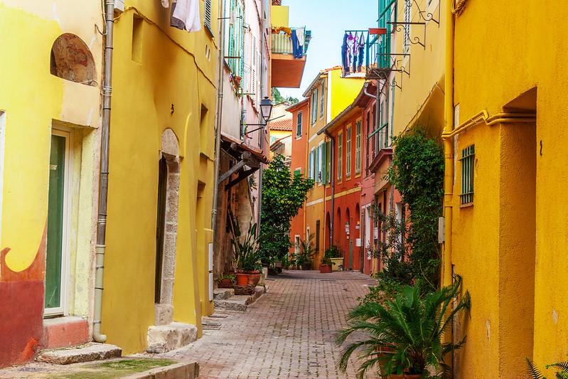 Nizza-Französisch