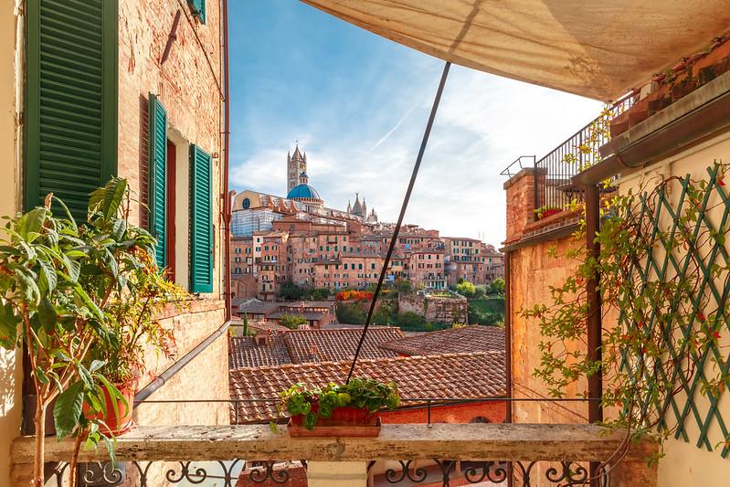 Siena-Italienisch-lernen