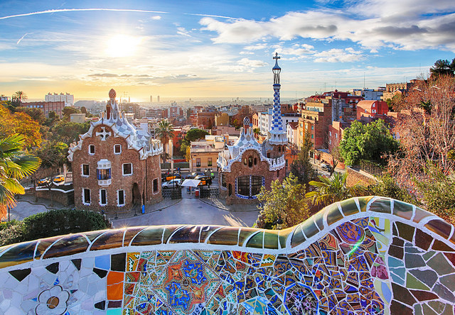 Sommer-Reiseziel-Barcelona