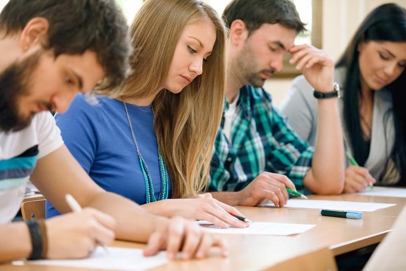 Sprachtest-Examen-Business