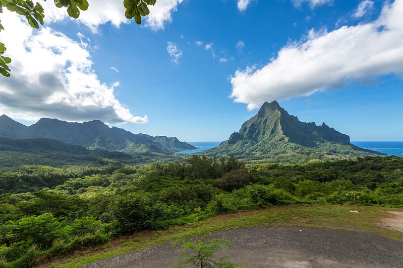 Tahiti-Sprachaufenthalt