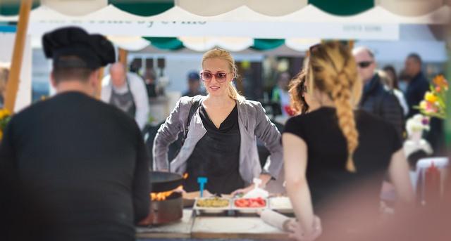 Tipps Street Market Brisbane Sprachreise
