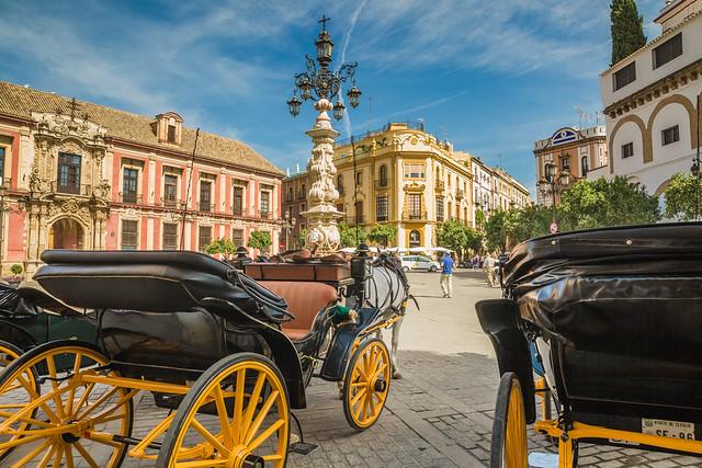Wochenendtrip-Sevilla