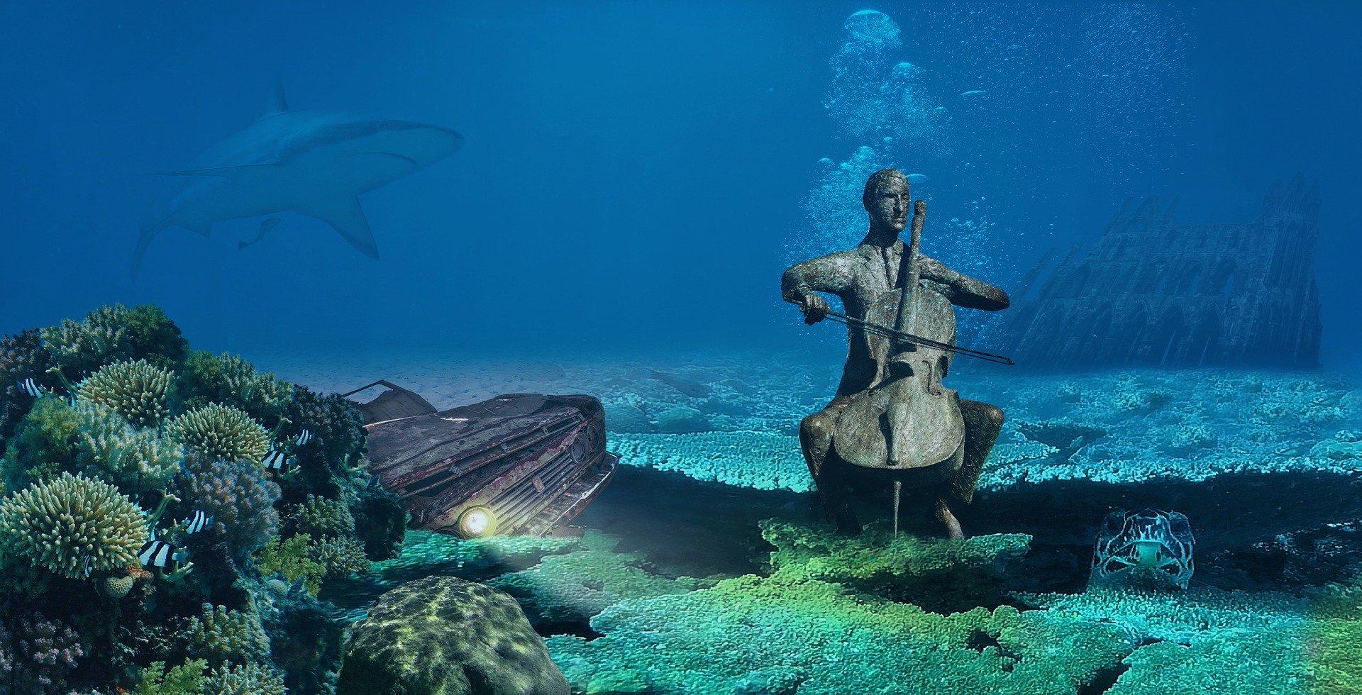 sculpture-sous-marine