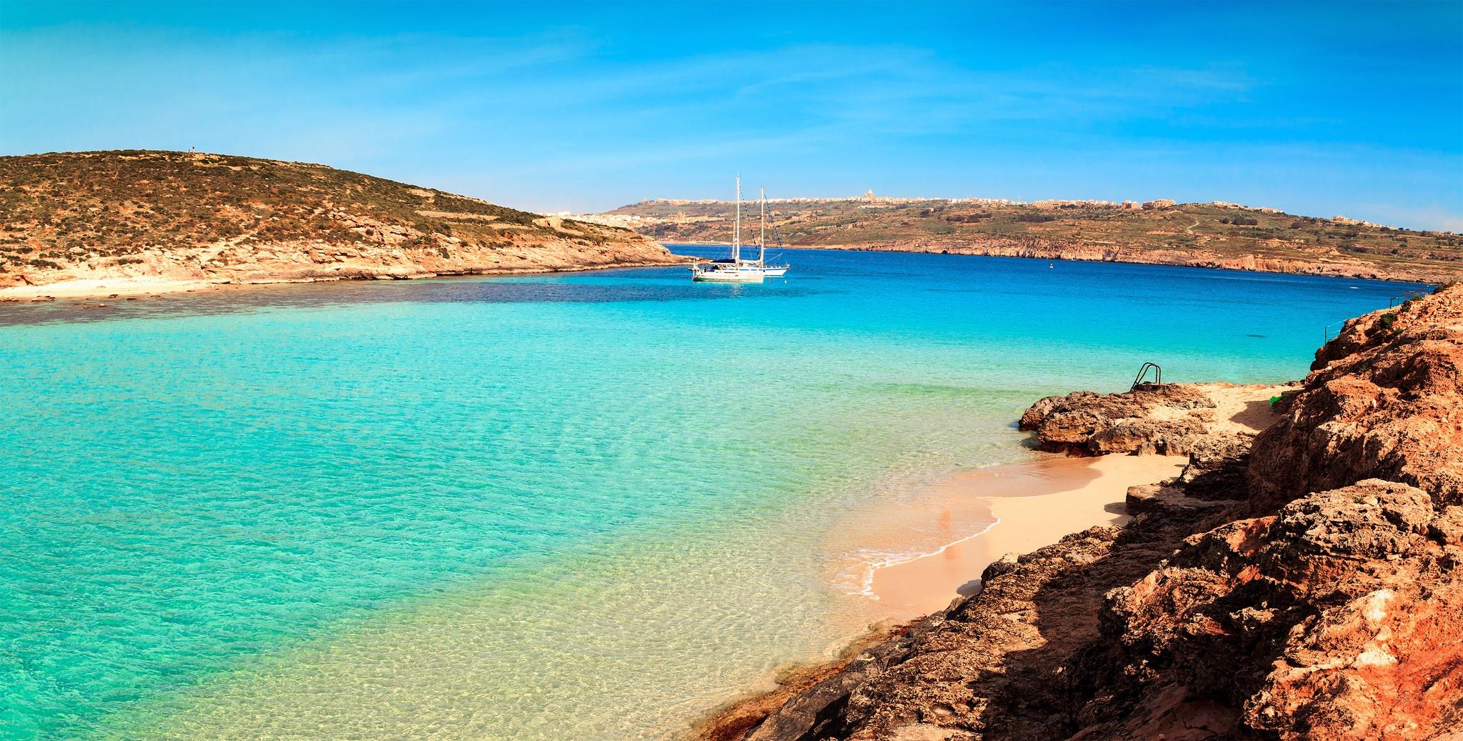 Jugendsprachkurs Malta: Englisch, Sonne, Strand & Shopping