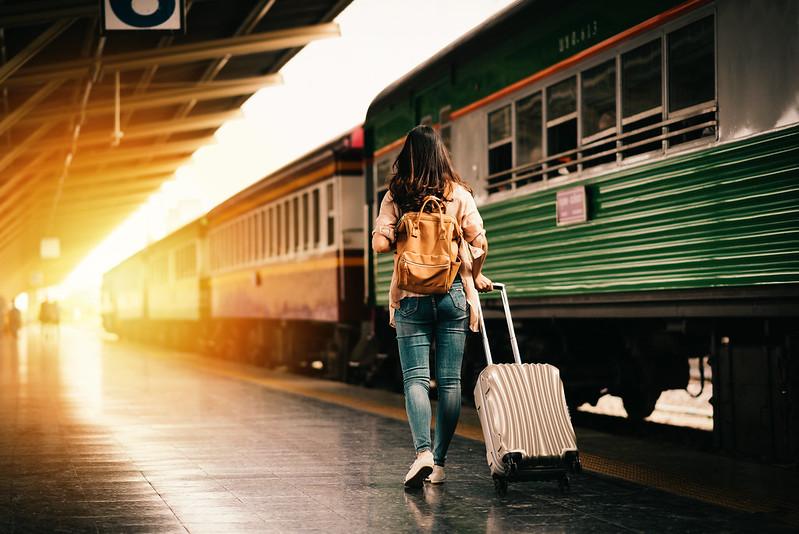 Alleine reisen als Frau - warum Sprachreisen ideal sind!