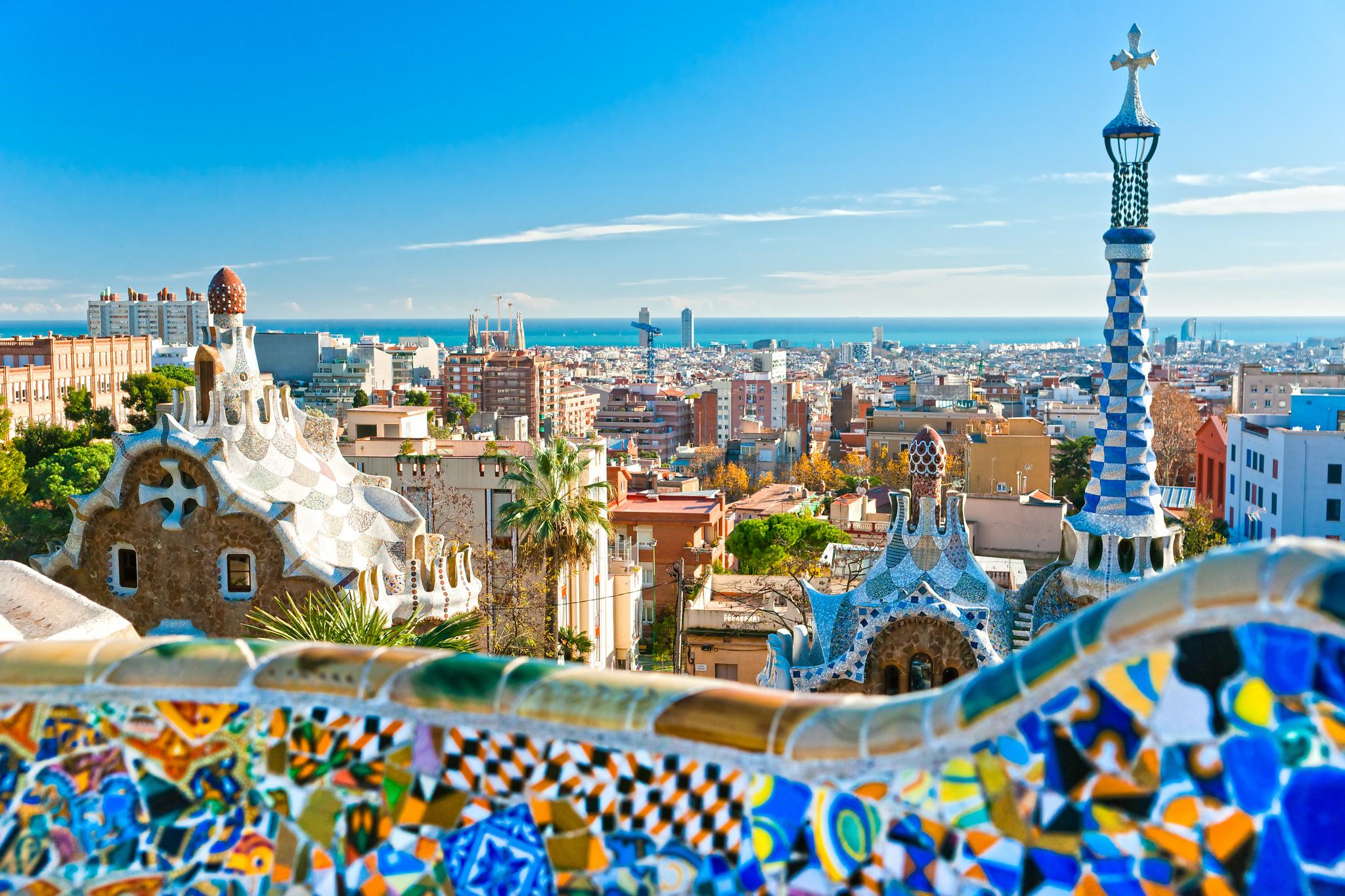 Leben und arbeiten in Barcelona