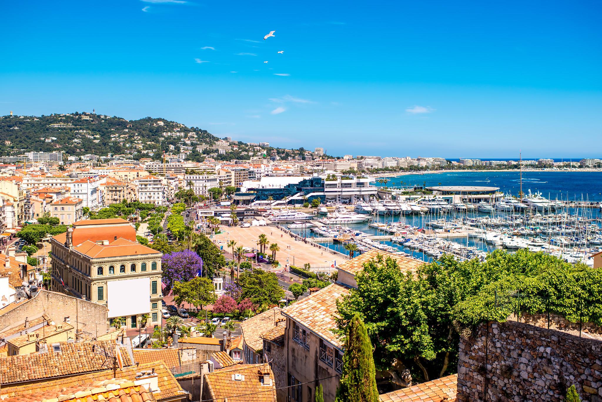 Französisch lernen mit den Stars - Sprachaufenthalt in Cannes