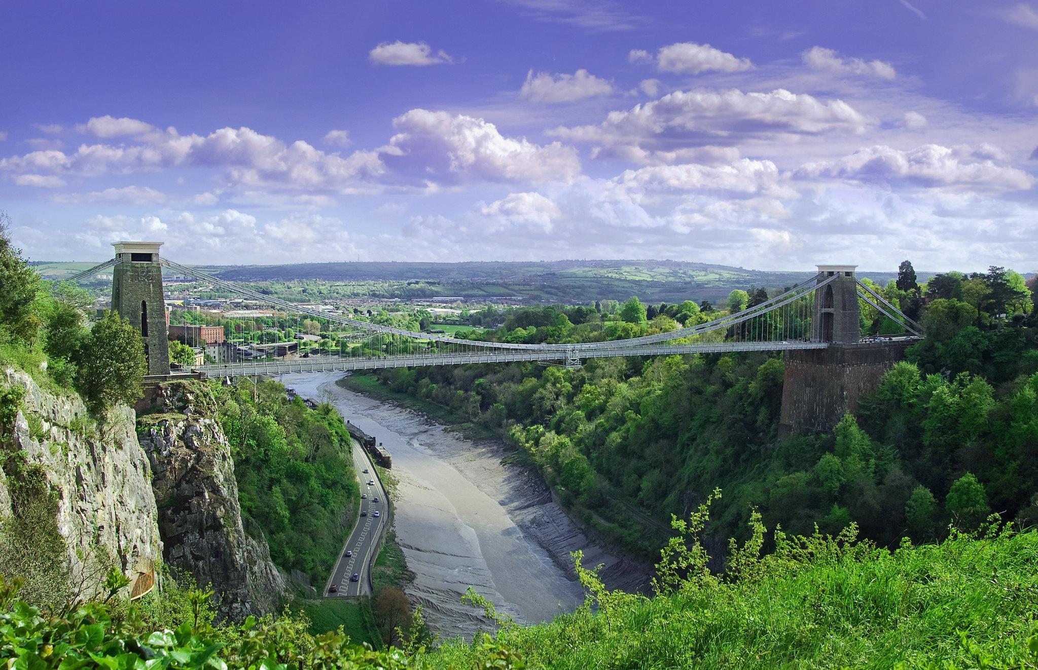 Brücke-in-Bristol