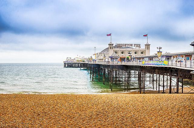 Brighton-Pier-Jugendsprachkurs