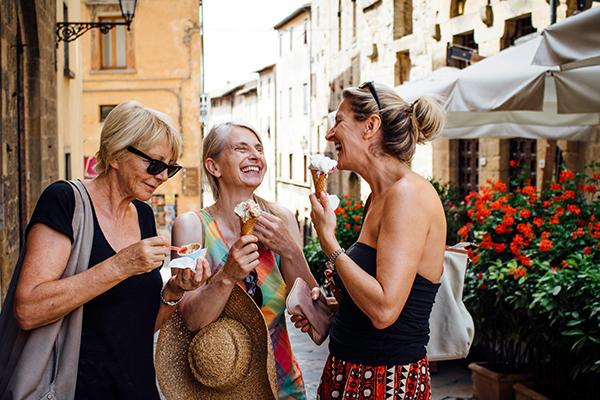 Dolce Vita in Bella Italia – Unsere Mitarbeiterinnen berichten