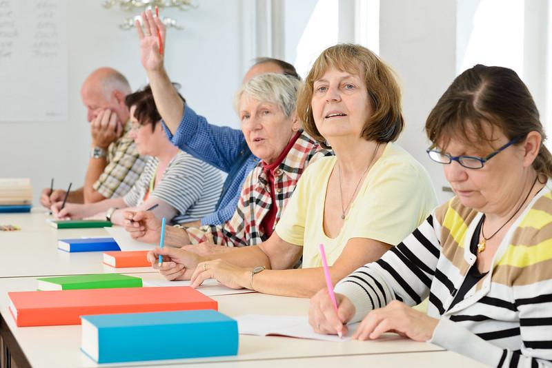 Englisch lernen mit 50 Jahren - Sprachschulen berichten