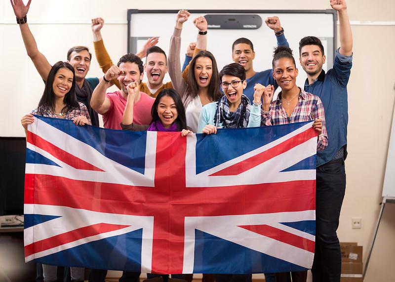 Erobere Englisch in England