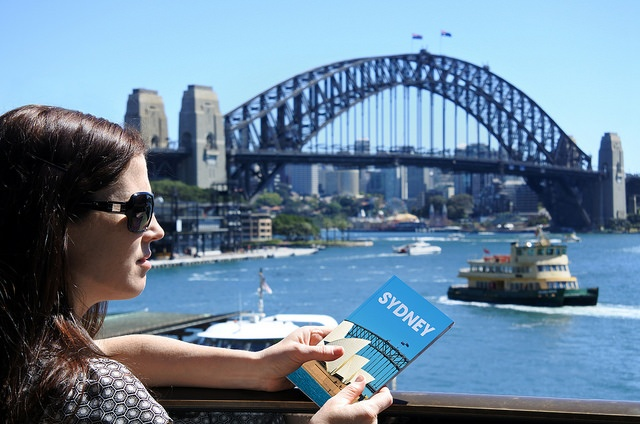 Harbour-Bridge-Sydney-Sprachaufenthalt -1