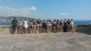 Jugendsprachkurse 2015: Woche 5 in Frankreich