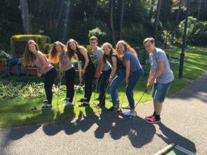 Jugendsprachkurse 2016 Woche 2 in England