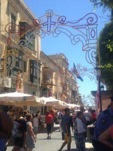 Jugendsprachkurse 2016, Woche 4 in Malta