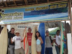 Spanisch Sprachaufenthalt ins Surferparadies Montañita